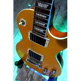 Epiphone Les Paul Standard Transparent Amber Emg