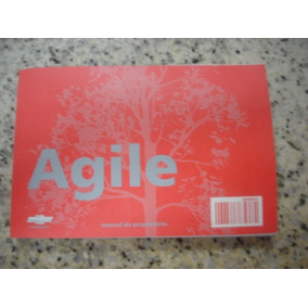 Manual Do Proprietário Agile 2009/12 Novo