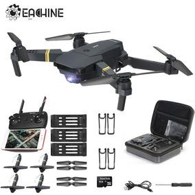 Drone Eachine E58 +bolsa+micro Sd 4gb+3 Baterias+ 4 Braços..