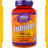Tribulus Terrestris Now Sports Foods 180tab Original 1000mg