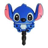 Pingente Protetor Plug Universal Para Celular Stitch