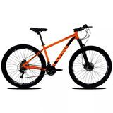 Bicicleta Aro 29 Rava Pressure 24v Shimano Freio Hidráulico
