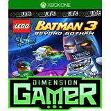 Lego Batman 3: Beyond Gotham - Xbox One No Codigo - Off-line