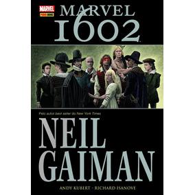 Hq Marvel 1602 Neil Gaiman