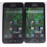 Samsung Galaxy Core 2 G355m Preto Semi Novo