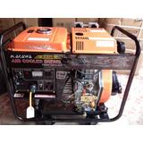Generador Electrico Diessel 4.8kw Partida Electrica Y Manual