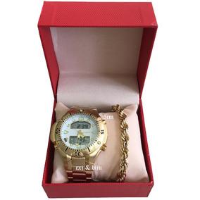 61533bab109 Pulseira Atlantis - Joias e Relógios no Mercado Livre Brasil