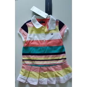 Vestido Tubinho Tommy Hilfiger Infantil - Bebês no Mercado Livre Brasil e1c26a77d22dc