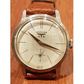 Reloj Longines Bellísimo 12.68z A Cuerda Ral