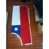 Carpa/manta De Caballo Bandera Chilena