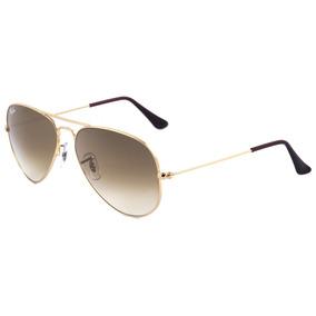 5b98d8f783bc63 Óculos De Sol Ray Ban Aviador Rb 3025 001 51 58 - Original