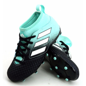 Botines Adidas Ace 17.3 Fg Celeste - Botines en Mercado Libre Argentina ae08f468a57b3