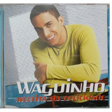 Cd Waguinho - Receita Da Felicidade (ex Grupo Os Morenos)