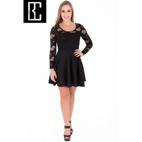 9838d1ccf3d Vestido Bonequinha Luxo - Vestidos Femininas no Mercado Livre Brasil