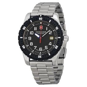 Reloj Hombre Victorinox Swiss Army 241675 Agente Oficial