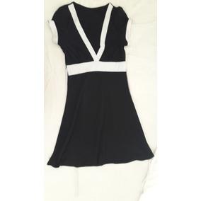 Vestidos combinados en negro y blanco