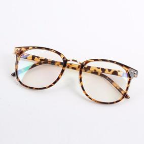 Kit 2 Óculos Acetato Redondo Grande Masculino Feminino Ha · 3 cores 49e81a969b