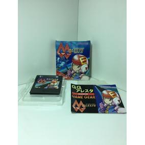 Gg Aleste Game Gear Completo
