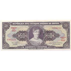 Cédulas 50 Cruzeiros