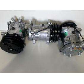 Compressor De Ar 5h14 12/24v 8 Orelhas Polias 2a 6pk 8pk