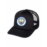 Boné Curva Manchester City Futebol Aba Curva