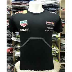 Combo Camiseta Dry Fit + Boné Red Bull Formula 1 Camisa Rb2 8a6fe9bde38