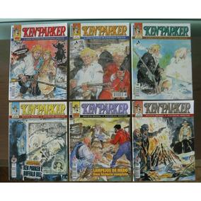 Ken Parker Mytlos - Coleção Completa