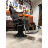 Cadeira De Barbeiro James Barker 1910