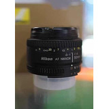 Nikon Nikkor 50mm F1.8d
