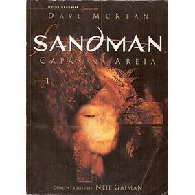 Sandman Capas Na Areia (completo 2 Volumes)