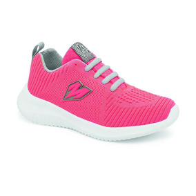 Tenis Deportivo Para Niña Color Coral Melfi