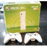 Consola Xbox 360 Arcade 256mb Con 87 Juegos (chipeado)