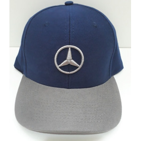 Bone Mercedes Azul - Bonés para Masculino no Mercado Livre Brasil 7558041d3e6
