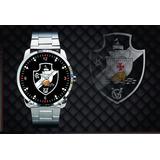 72650ab7088 Kit 2 Relógios De Pulso Personalizados Futebol Clube Vasco