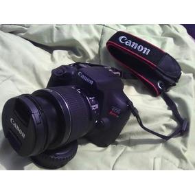 Camara Fotográfica Profesional Canon Eos Rebel T6