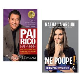 Kit Livros - Pai Rico + Me Poupe #
