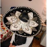 Sombrero Mexicano Original Diámetro 60cm Sin Uso 959f4a0a49d