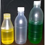 Envase Plastico Polipropileno Tapa Presion 500 Cc Ml 320bss