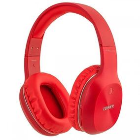 Headphone W800bt Bluetooth Edifier Vermelho Nota Fiscal