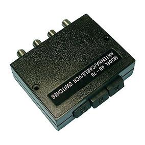 Comutador Switch Automatico Rf Coaxial Videojuegos Viejitos En