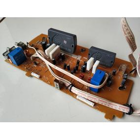 Sony Fst-zx80d Placa Amplificadora Surround