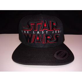 Gorra Visera Plana Chola. The Last Jedi. Star Wars. 3d. Snap ff8f7e95427