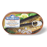 Filetes De Arenque Rugen Fisch Ahumado En Salsa Y Aceite
