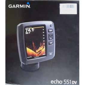 Garmin 551 Dv Echo