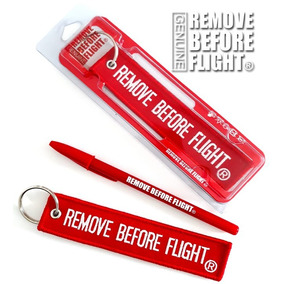 Llavero Remove Before Flight ® Con Envio