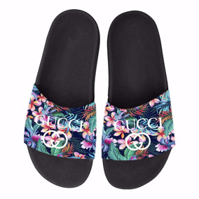 955add98ff9fa Chinelo Gucci Feminino - Chinelos no Mercado Livre Brasil