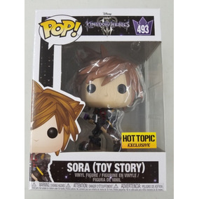 Sora Toy Story - Kingdom Hearts - Funko Pop Games #493