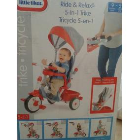 Coche Triciclo Little Tikes De 9meses - 5años