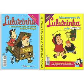 3 Dvds Com Revistas Digitalizadas Da Luluzinha E Bolinha