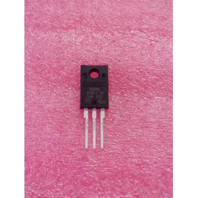Lote De 5 Transistores Mosfet Stf5n52u 5n52u To220f